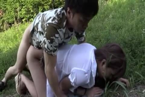 Hottest Japanese skank In awesome lad plows, oral stimulation sex JAV Scene